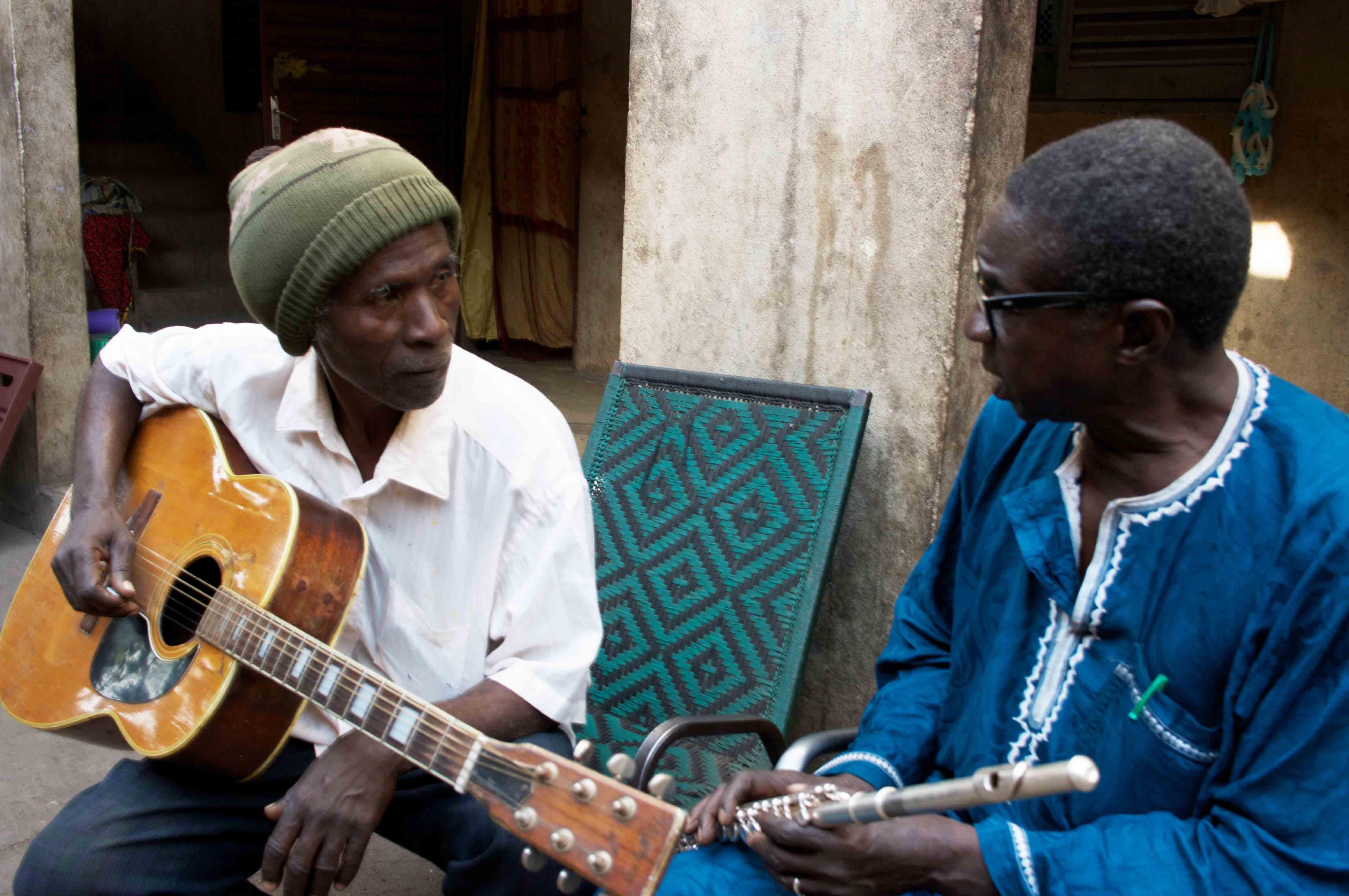 Bamako temps suspendu, un film de Sylvain L'Espérance